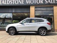 2018 BMW X1 XDRIVE20I XLINE 5d AUTO 189 BHP £24995.00