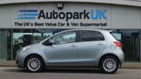 USED 2009 09 TOYOTA YARIS 1.3 SR VVT-I 5d 99 BHP LOW DEPOSIT OR NO DEPOSIT FINANCE AVAILABLE