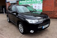 USED 2015 15 MITSUBISHI OUTLANDER 2.0 PHEV GX 4HS 5d AUTO 162 BHP +ONE OWNER +LEATHER +SAT NAV.