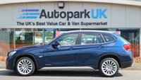 USED 2010 10 BMW X1 2.0 XDRIVE23D SE 5d AUTO 201 BHP LOW DEPOSIT OR NO DEPOSIT FINANCE AVAILABLE