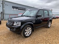 2014 LAND ROVER DISCOVERY 3.0 SDV6 XS 5d AUTO 255 BHP £17990.00