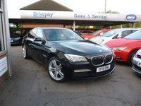 USED 2015 15 BMW 7 SERIES 3.0 730D M SPORT EXCLUSIVE 4d 255 BHP