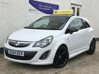 2014 VAUXHALL CORSA 1.2 LIMITED EDITION 3d 83 BHP £5495.00