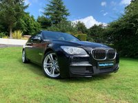 2014 BMW 7 SERIES 3.0 740D M SPORT EXCLUSIVE 4d AUTO 309 BHP £22995.00
