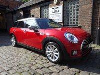 2016 MINI CLUBMAN 1.5 COOPER 5d 134 BHP £11495.00