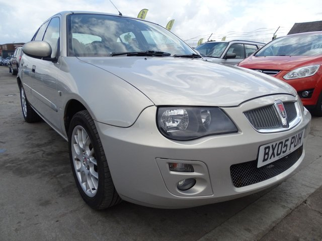 USED 2005 05 ROVER 25 1.4 SEI 16V 5d LOW MILES 1 OWNER CAR