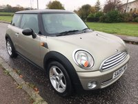 USED 2009 09 MINI HATCH COOPER 1.6 Cooper 3dr F/S/H ! 1 Months Warranty !