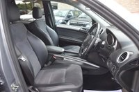 USED 2010 10 MERCEDES-BENZ M CLASS 3.0 ML350 CDI BlueEFFICIENCY Sport 5dr SAT NAV*HEATED SEATS*FULL HIST
