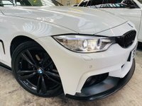 USED 2015 15 BMW 4 SERIES 2.0 420d M Sport 2dr PERFORMANCE-PACK+19S+1OWN
