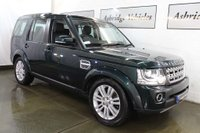 USED 2014 14 LAND ROVER DISCOVERY 3.0 SD V6 HSE 5dr 7 SEATS! NAV! SUNROOF!