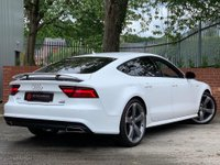 USED 2019 19 AUDI A7 3.0 TDI V6 Black Edition Sportback S Tronic quattro (s/s) 5dr TECH PACK - HEADS UP - BOSE!!!