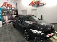 USED 2015 15 BMW 4 SERIES 2.0 420D SPORT GRAN COUPE 4d AUTO 188 BHP