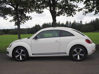 2012 VOLKSWAGEN BEETLE 2.0 SPORT TDI 3d 139 BHP £8450.00