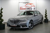 Used MERCEDES-BENZ E CLASS for sale in Newport