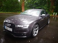 USED 2013 63 AUDI A5 2.0 TDI QUATTRO BLACK EDITION S/S 2d AUTO 174 BHP CALL OUR SUPER FRIENDLY TEAM FOR MORE INFO 02382 025 888