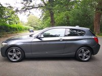 USED 2013 63 BMW 1 SERIES 2.0 116D SPORT 3d AUTO 114 BHP CALL OUR SUPER FRIENDLY TEAM FOR MORE INFO 02382 025 888