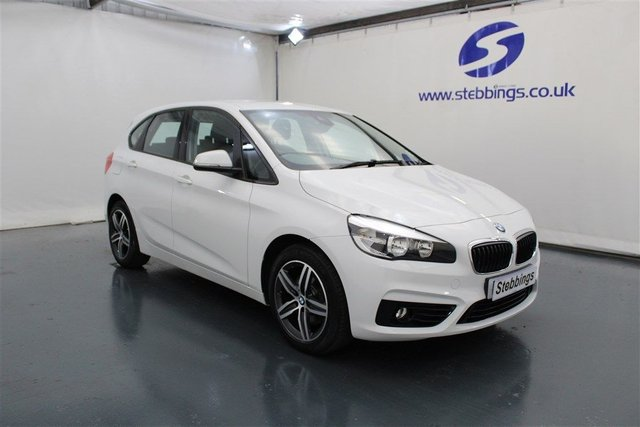 View our BMW 2 SERIES ACTIVE TOURER