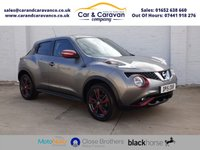 USED 2015 15 NISSAN JUKE 1.5 ACENTA PREMIUM DCI 5d 110 BHP One Owner Dealer History NAV Buy Now, Pay Later Finance!