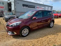 2014 RENAULT SCENIC 1.5 DYNAMIQUE TOMTOM ENERGY DCI S/S 5d 110 BHP £5990.00