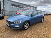 2014 VOLVO V60 1.6 D2 BUSINESS EDITION 5d 113 BHP £5490.00