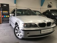 USED 2003 03 BMW 3 SERIES 2.0 318I SE TOURING 5d AUTO 141 BHP