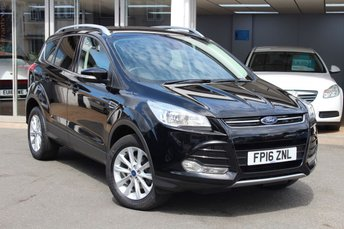 Used FORD KUGA for sale in Romford