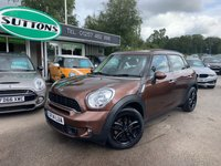 2014 MINI COUNTRYMAN 2.0 COOPER SD 5d 141 BHP £8989.00