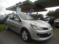 USED 2007 07 RENAULT CLIO 1.4 DYNAMIQUE 16V 5d 98 BHP 8 SERVICE STAMPS