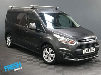 2015 FORD TRANSIT CONNECT 1.6 240 LIMITED L2H1 £11500.00