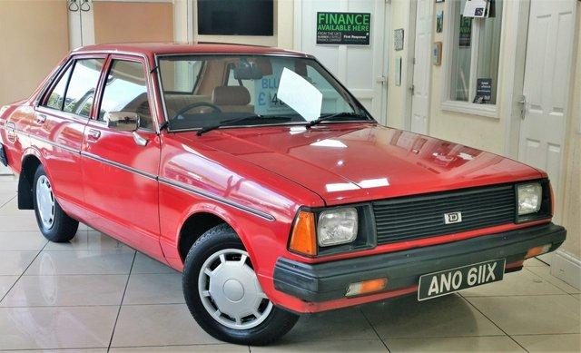 1981 X DATSUN SUNNY 1.5 1500 4d AUTO 70 BHP
