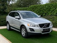 USED 2009 59 VOLVO XC60 2.4 D DRIVE SE PREMIUM 5d 175 BHP PERFECT FULL VOLVO SERVICE HISTORY PANORAMIC ROOF SAT NAV HEATED LEATHER SEATS WITH MEMORY FUNCTION DETACHABLE TOWBAR A GENUINE WELL MAINTAINED EXAMPLE IN EXCELLENT CONDITION