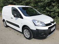 USED 2013 13 CITROEN BERLINGO 1.6 625 XTR PLUS L1 HDI 1d 89 BHP
