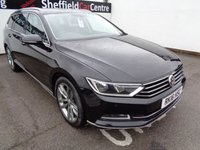USED 2016 16 VOLKSWAGEN PASSAT 2.0 GT TDI BLUEMOTION TECHNOLOGY 5d 148 BHP £229 A MONTH HALF LEATHER SATELLITE NAVIGATION  CLIMATE CONTROL PARKING SENSORS MOT MARCH 2020