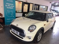 2016 MINI HATCH ONE 1.2 ONE 5d 101 BHP £7995.00