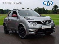 2015 NISSAN JUKE 1.6 NISMO RS DIG-T 5d 215 BHP £9999.00