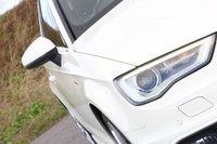 USED 2013 13 AUDI A3 1.6 TDI S LINE 3d AUTO 105 BHP