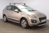 USED 2016 16 PEUGEOT 3008 1.6 BLUE HDI S/S ACTIVE 5DR AUTO 1 OWNER 120 BHP FULL SERVICE HISTORY + PARKING SENSOR + BLUETOOTH + CRUISE CONTROL + AIR CONDITIONING + RADIO/CD + ELECTRIC WINDOWS + ELECTRIC MIRRORS + 17 INCH ALLOY WHEELS