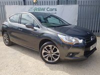 USED 2013 13 CITROEN DS4 1.6 HDI DSTYLE 5d 110 BHP