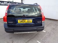 USED 2004 04 VOLVO XC70 2.4 D5 SE AWD 5d AUTO 163 BHP MULTI USE VEHICLE PART EXCHANGE TO CLEAR AS SEEN TRADE PART EX AS SEEN NO WARRANTY . IDEAL CAR FOR THE FISHERMAN GOLFER OR WORK