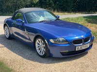 2007 BMW Z4 2.0 Z4 SE ROADSTER 2d 148 BHP £5290.00