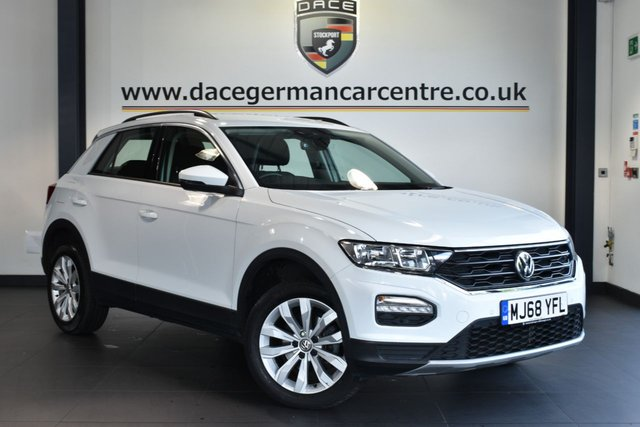 View our VOLKSWAGEN T-ROC
