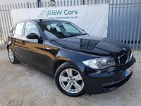 USED 2009 58 BMW 1 SERIES 2.0 118D SE 5d 141 BHP