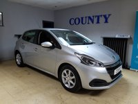 USED 2017 17 PEUGEOT 208 1.2 PURETECH ACTIVE 5d 82 BHP * ONE OWNER * FULL HISTORY *
