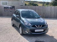 USED 2015 65 NISSAN MICRA 1.2 ACENTA 5Dr 79 BHP NAV