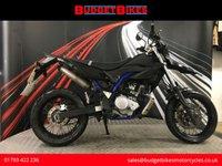 USED 2013 13 YAMAHA WR125 124cc WR 125 X