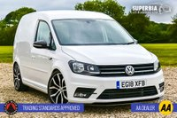USED 2018 18 VOLKSWAGEN CADDY 2.0 C20 TDI HIGHLINE 1d 101 BHP
