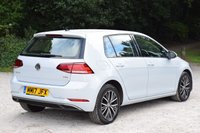 USED 2017 17 VOLKSWAGEN GOLF 1.4 SE NAVIGATION TSI BLUEMOTION TECHNOLOGY 5d 121 BHP