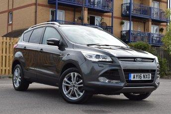 2016 FORD KUGA 1.5 TITANIUM X 5d AUTO 180 BHP £SOLD