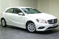 "USED 2015 15 MERCEDES-BENZ A CLASS 1.5 A180 CDI ECO SE 5d 109 BHP 16""ALLOYS+BLUETOOTH+AIR CON+START/STOP"