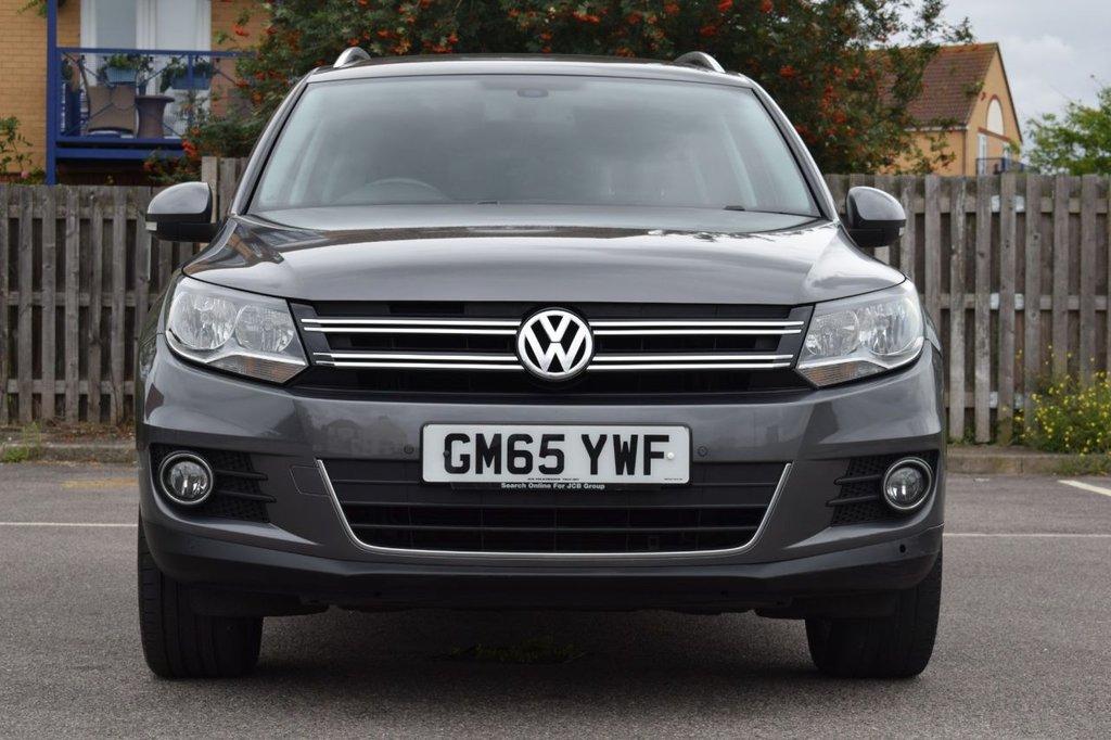 Volkswagen Tiguan Match Edition TDI Bmt 4motion Dsg £11,948